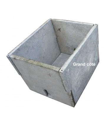 couvercle de boite compteur d 39 eau en b ton. Black Bedroom Furniture Sets. Home Design Ideas