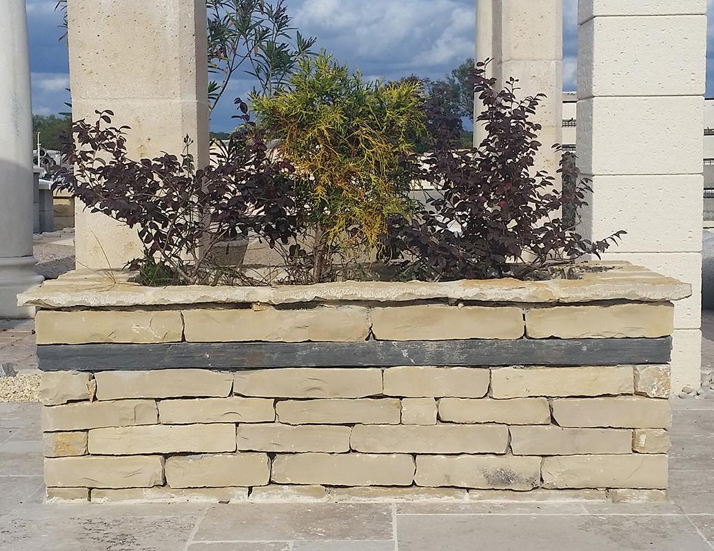 Pierre De L Yonne barrette pierre de l'yonne | collic matériaux